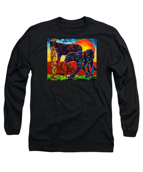 Primal Dance Long Sleeve T-Shirt