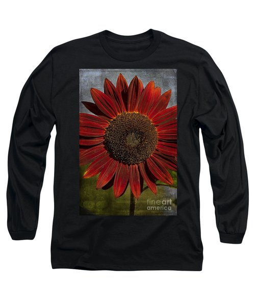Primitive Sunflower 2 Long Sleeve T-Shirt