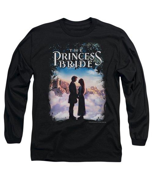 Princess Bride - Storybook Love Long Sleeve T-Shirt