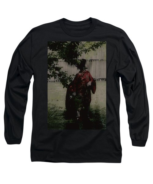 Long Sleeve T-Shirt featuring the photograph Princess Of Tranquility  by Jessica Shelton