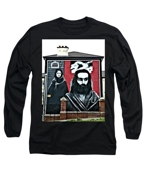 Prison Protest Long Sleeve T-Shirt