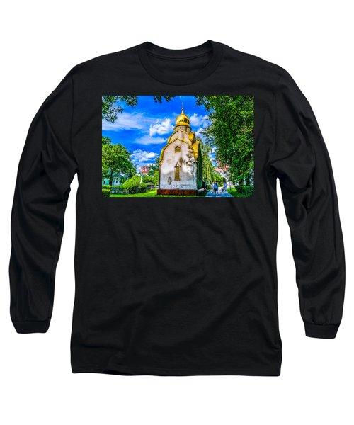 Prokhorov Chapel Long Sleeve T-Shirt