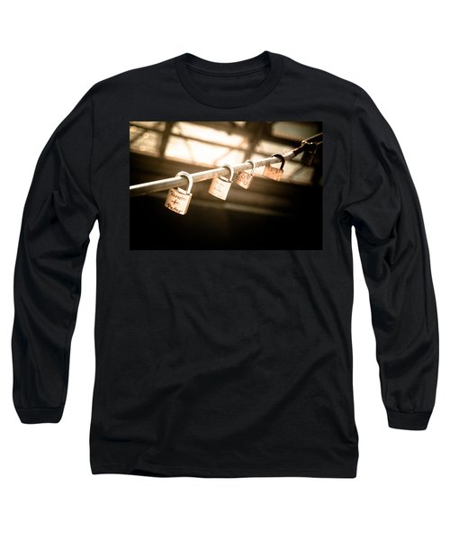 Long Sleeve T-Shirt featuring the photograph Promises We Made by Peta Thames