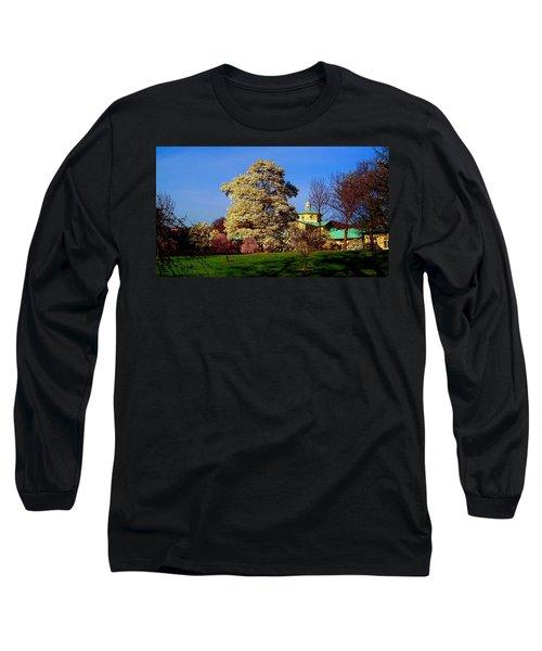 Prospect Park In Brooklyn II Long Sleeve T-Shirt