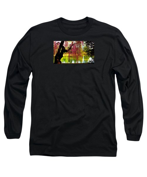 Prospect Park In Brooklyn Long Sleeve T-Shirt
