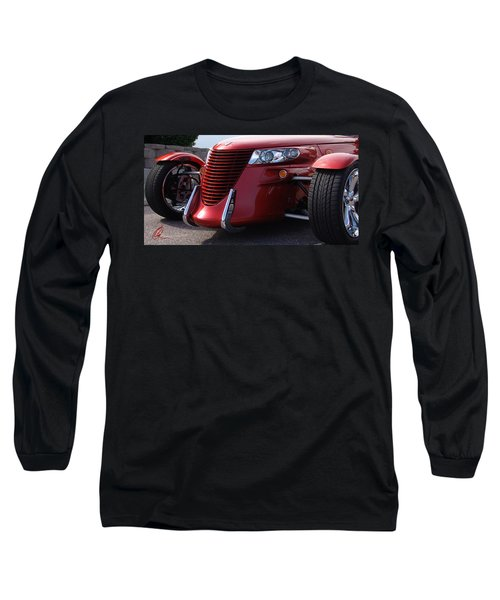 Long Sleeve T-Shirt featuring the photograph Prowler  by Chris Thomas