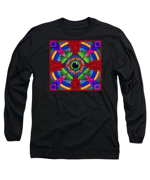 Pry It Open Long Sleeve T-Shirt