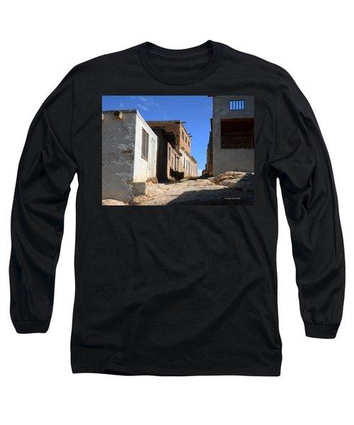 Pueblo Pathway Long Sleeve T-Shirt