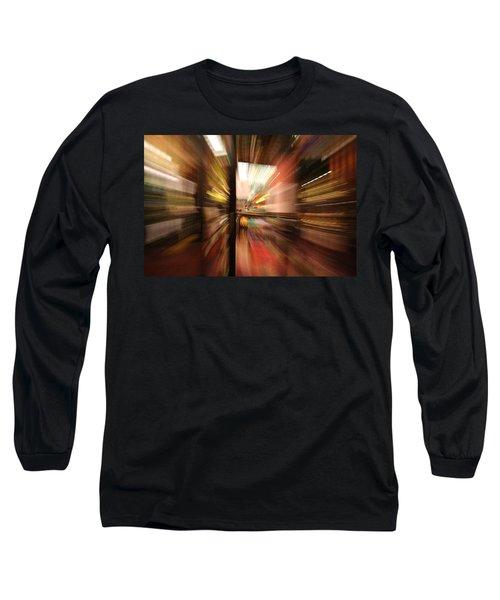 Pull Long Sleeve T-Shirt