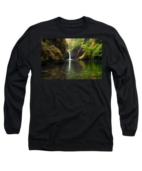 Punch Bowl Falls Long Sleeve T-Shirt