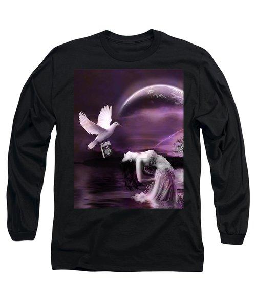 Purple Dream Long Sleeve T-Shirt