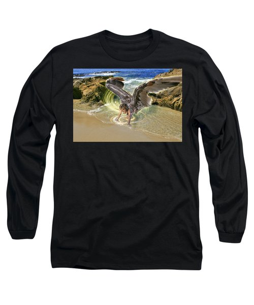Put Your Trust In Him Long Sleeve T-Shirt