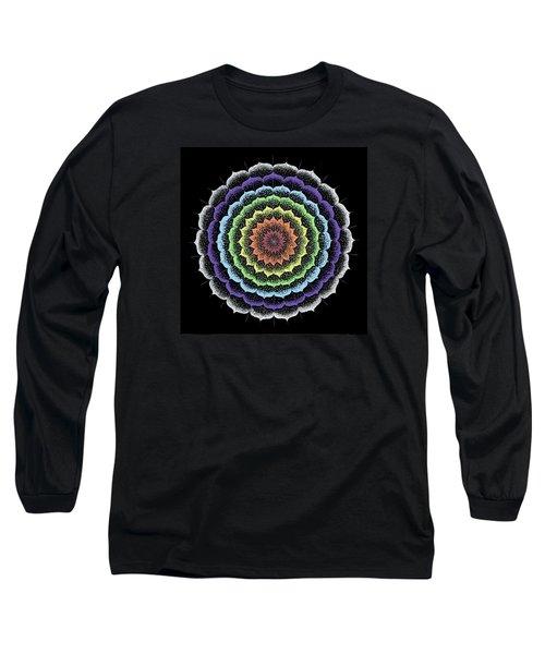 Quan Yin's Healing Long Sleeve T-Shirt