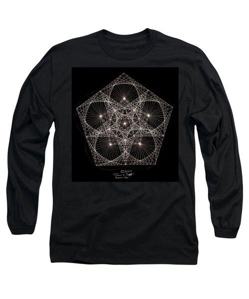 Quantum Star II Long Sleeve T-Shirt
