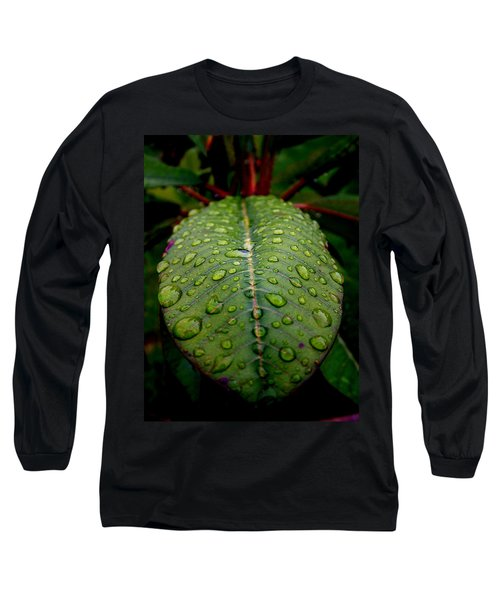 Quenched Long Sleeve T-Shirt