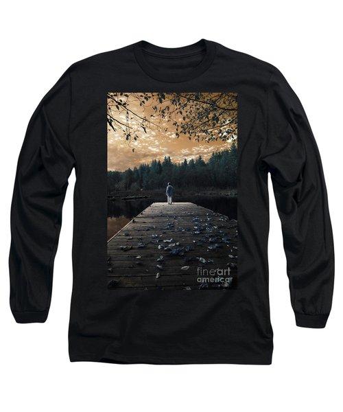Quiet Moments Series Long Sleeve T-Shirt