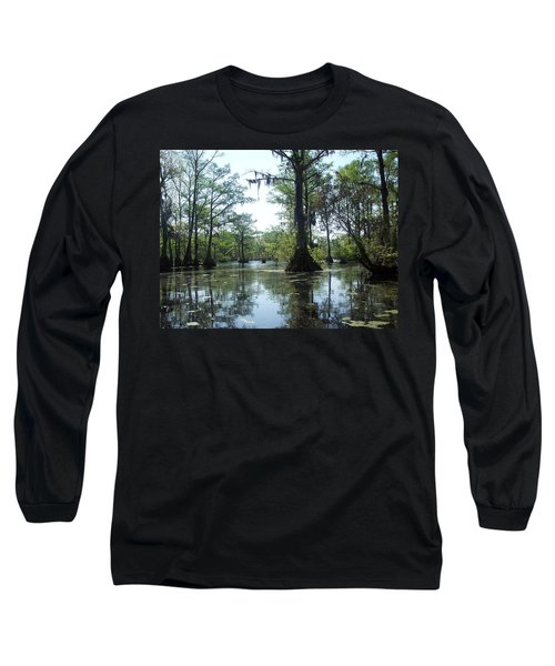 Quiet Times Long Sleeve T-Shirt