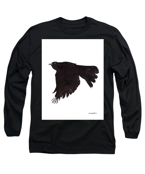 Quoth The Raven Long Sleeve T-Shirt
