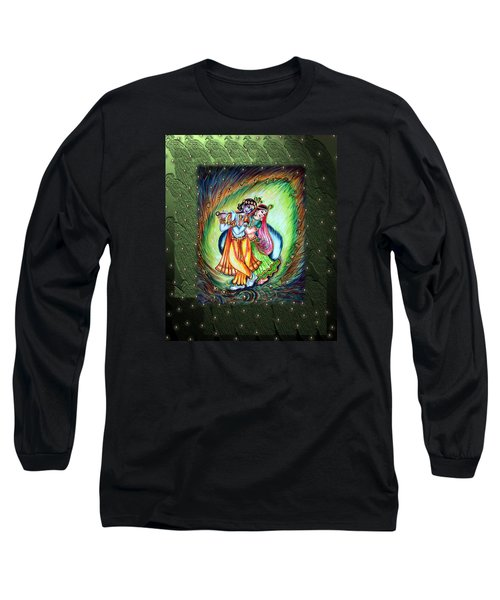 Radha Krishna Long Sleeve T-Shirt