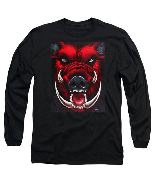 Raging Hog Long Sleeve T-Shirt