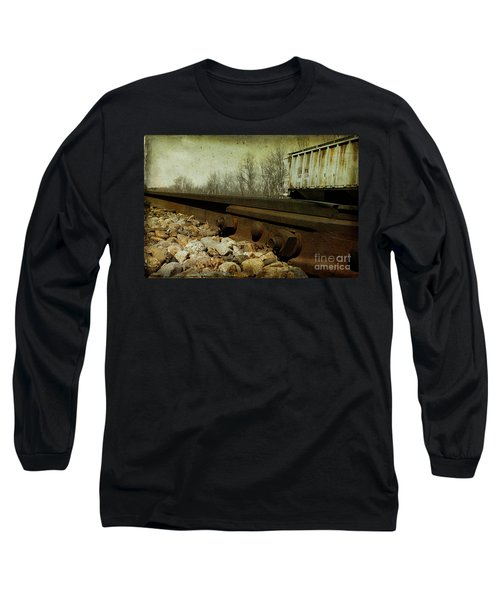 Railroad Bolts Long Sleeve T-Shirt
