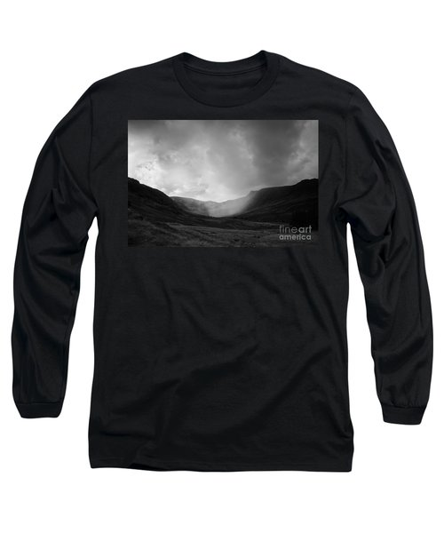 Rain In Riggindale Long Sleeve T-Shirt