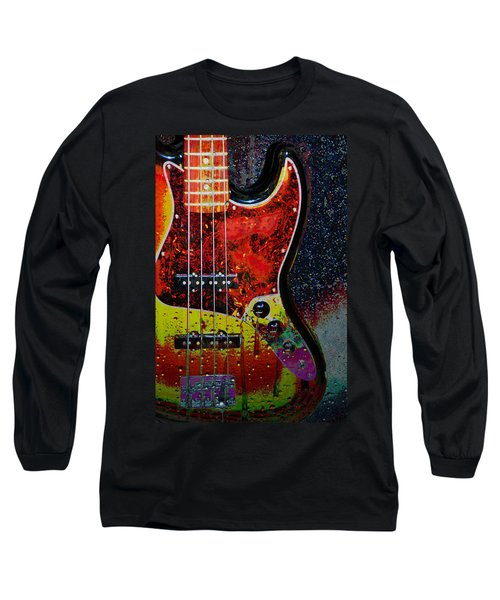 Long Sleeve T-Shirt featuring the photograph Rain Over Me by Jan Amiss Photography
