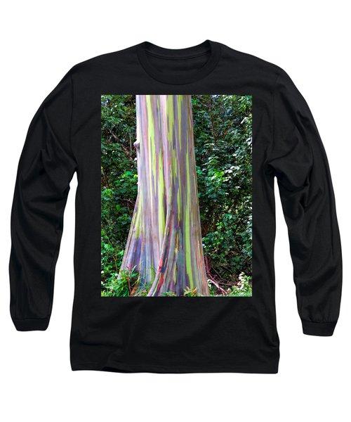 Rainbow Eucalyptus 3 Long Sleeve T-Shirt