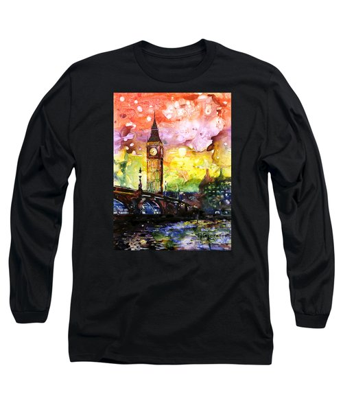 Rainbow Of Fruit Flavors Long Sleeve T-Shirt by Ryan Fox