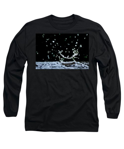 Raindrop Long Sleeve T-Shirt