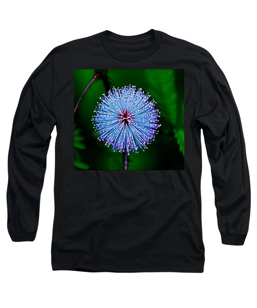 Rainforest Flower Long Sleeve T-Shirt