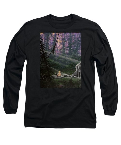 Rainforest Mysteries Long Sleeve T-Shirt