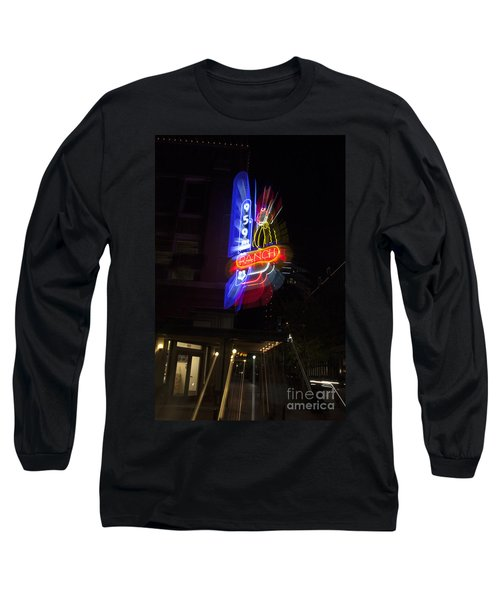 Ranch Radio Long Sleeve T-Shirt