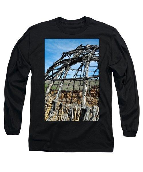 Rancho Sierra Vista Satwiwa Chumash Ap Home Long Sleeve T-Shirt