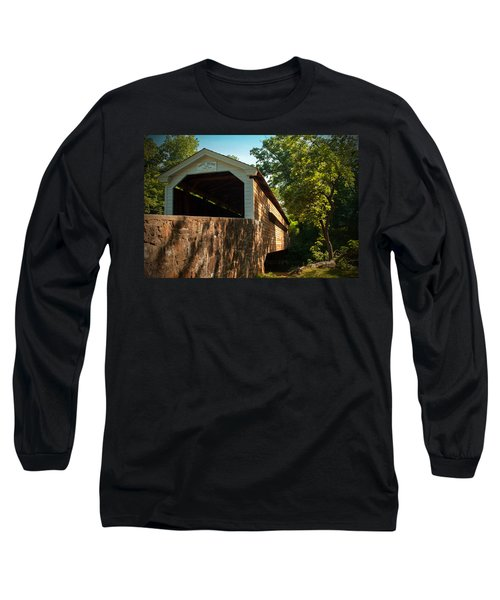 Rapps Covered Bridge Long Sleeve T-Shirt
