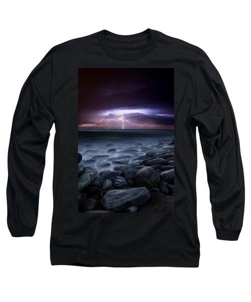 Raw Power Long Sleeve T-Shirt by Jorge Maia