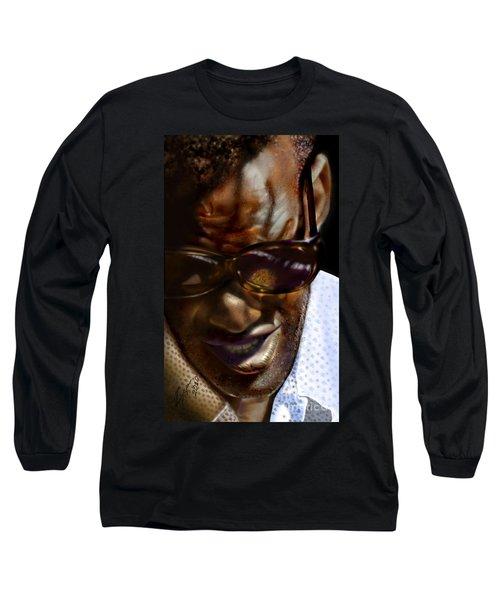 Ray Charles-beyond Sight 2 Long Sleeve T-Shirt