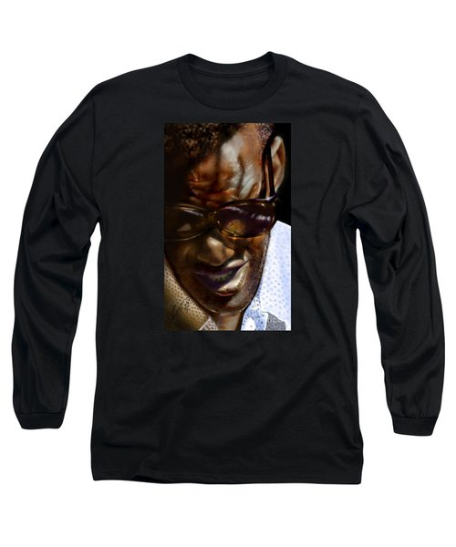 Ray Charles-beyond Sight 2 Long Sleeve T-Shirt