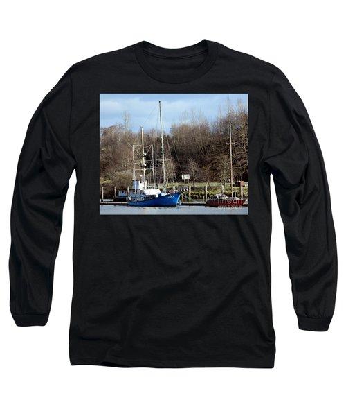 Raymond Fishing Boats Long Sleeve T-Shirt