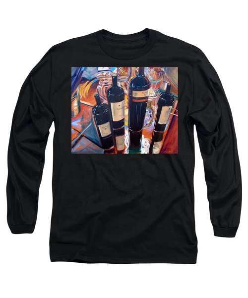 Raymond Vineyards Crystal Cellar Long Sleeve T-Shirt