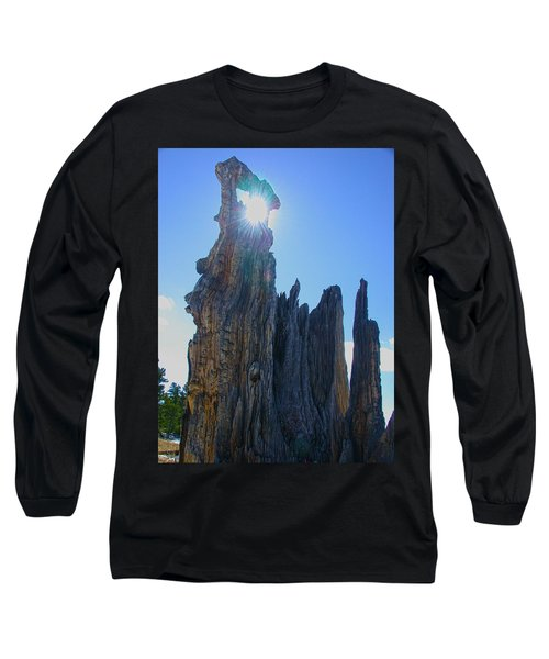 Rays Beyond Long Sleeve T-Shirt