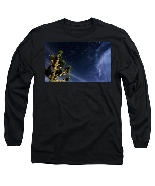 Long Sleeve T-Shirt featuring the photograph Reaching For The Stars by Angela J Wright