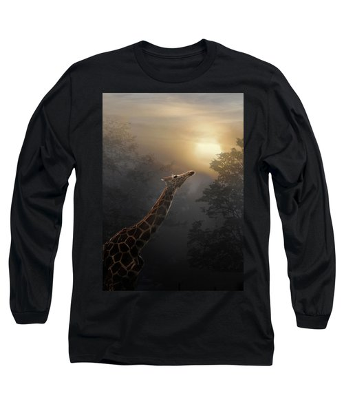 Reaching Long Sleeve T-Shirt
