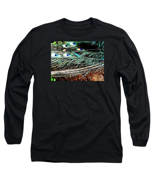 Long Sleeve T-Shirt featuring the photograph Realpeack by Vanessa Palomino