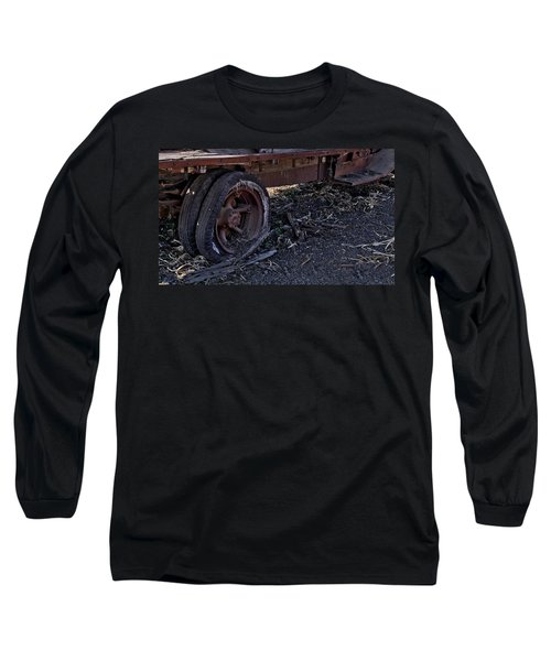 Rear Wheel Drive Long Sleeve T-Shirt
