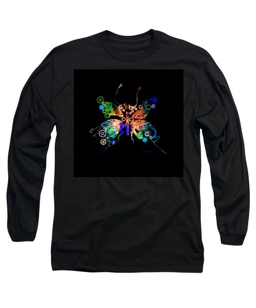 Rebirth Long Sleeve T-Shirt by Fran Riley