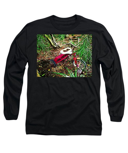 Recollections Long Sleeve T-Shirt by Carlos Avila