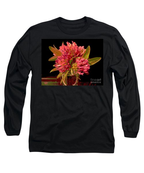 Red Clover 1 Long Sleeve T-Shirt