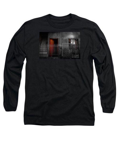 Red Door Long Sleeve T-Shirt