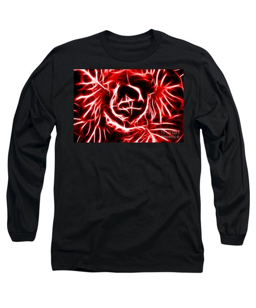 Red Lettuce Long Sleeve T-Shirt